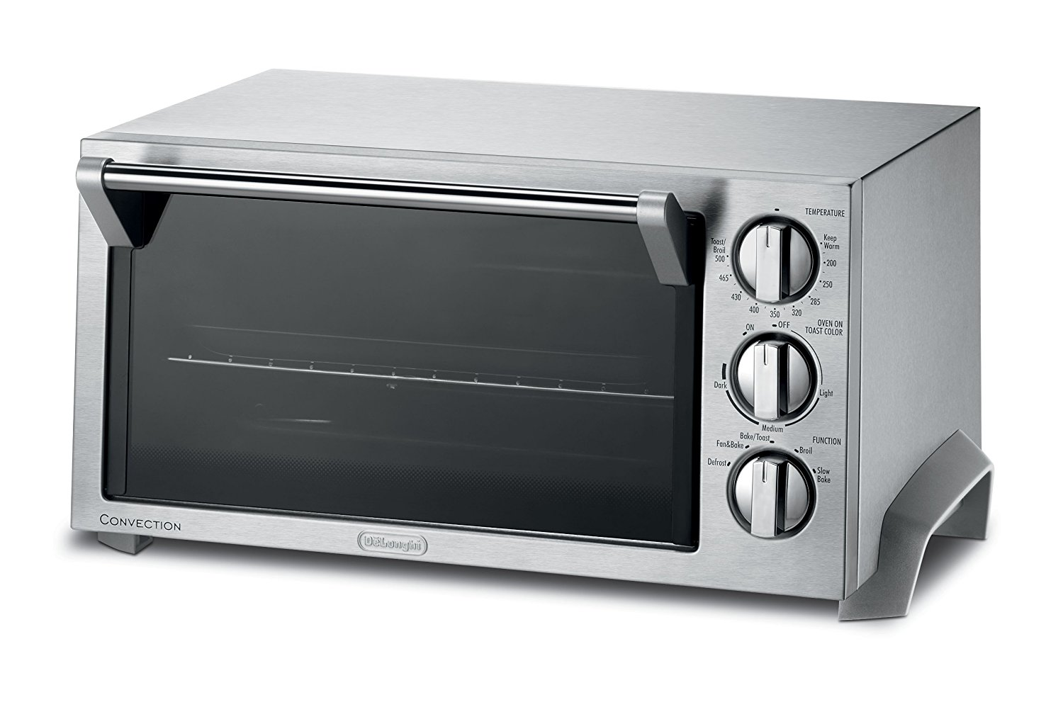 Delonghi Eo1270 6 Slice Convection Toaster Oven Digimancave