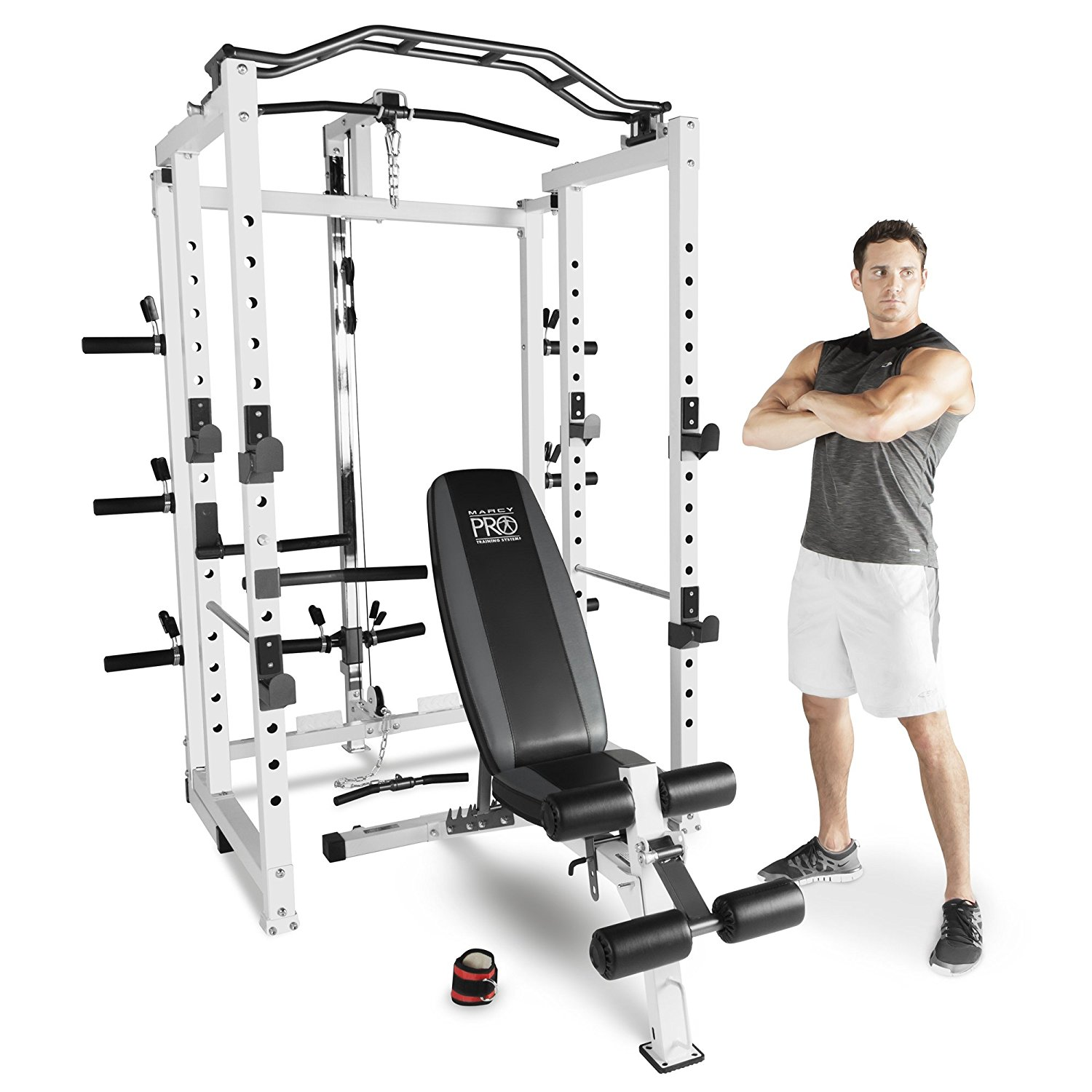 Marcy Pro Deluxe Folding Total Body Home Gym