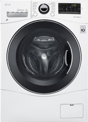 LG All-in-One WM3477HW Washer Dryer