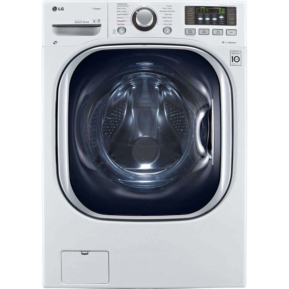 LG WM3997HWA Washer Dryer