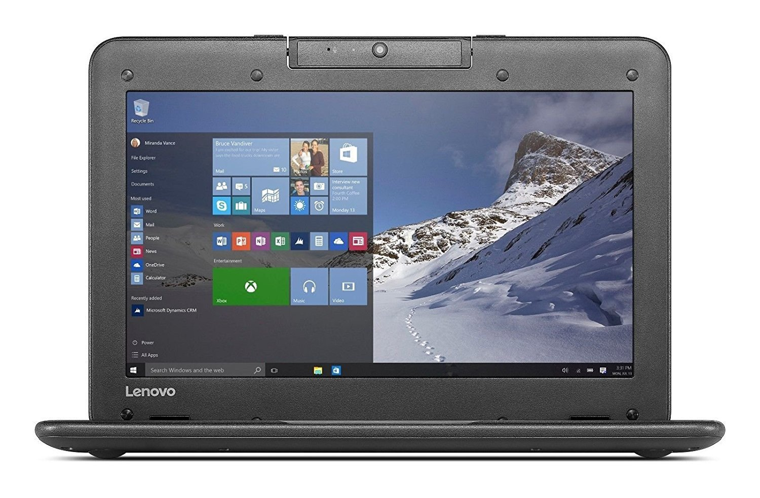 Lenovo N22 11.6-inch High Performance Laptop
