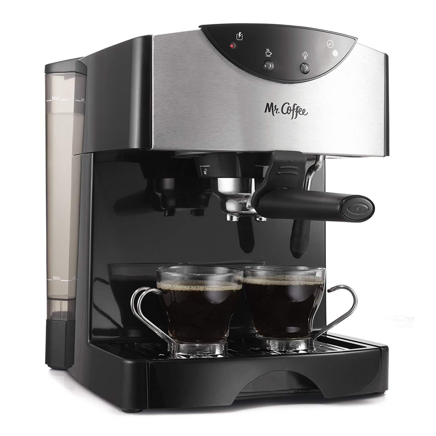 Mr. Coffee Steam Espresso Machine