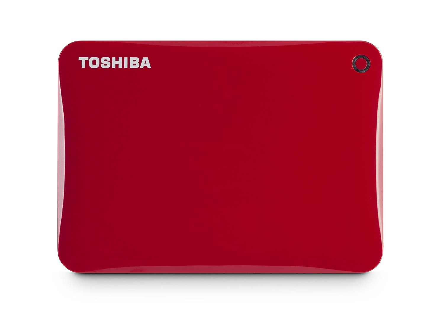 Toshiba Canvio Connect II 1TB Portable Hard Drive
