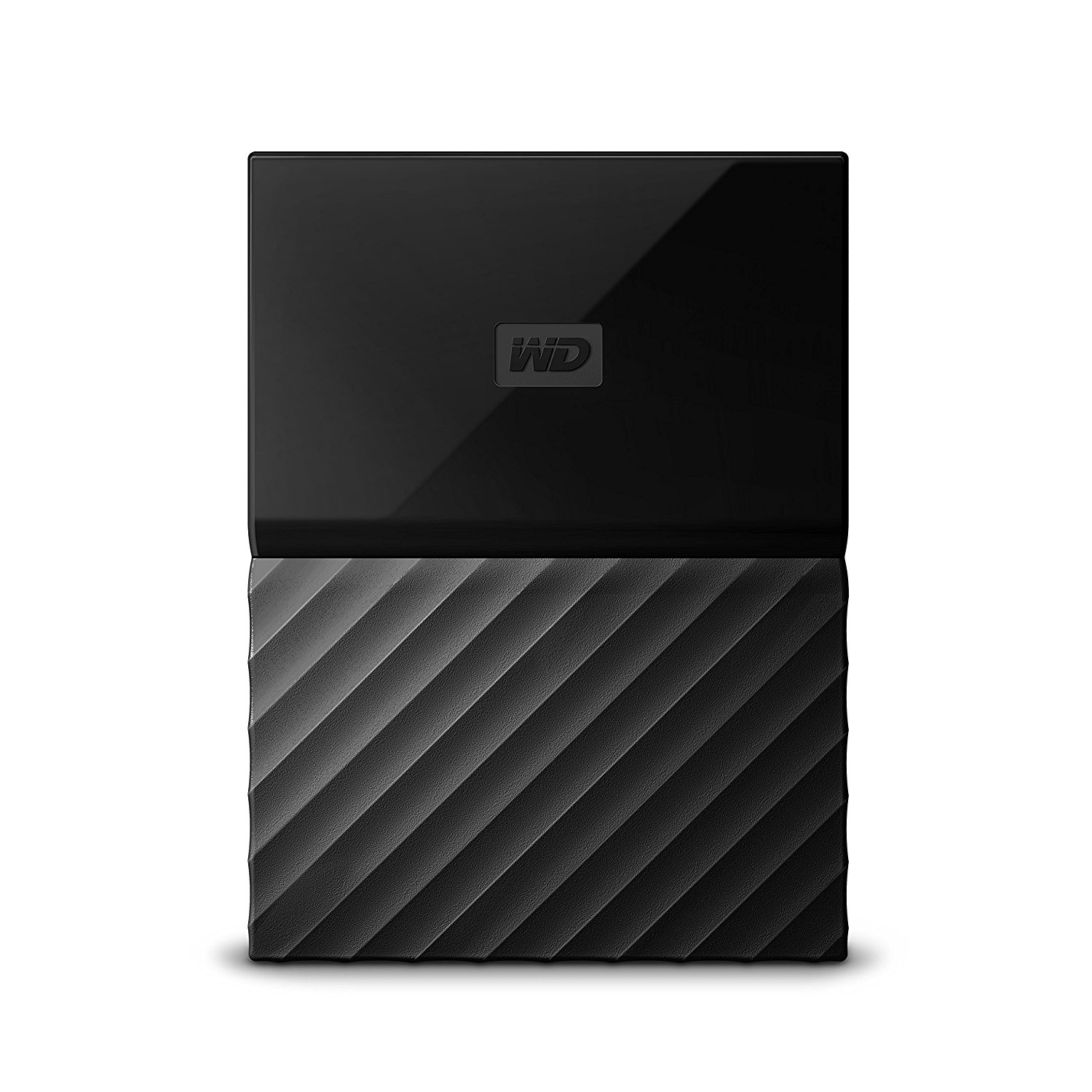 WD 1TB Black USB 3.0 My Passport Portable External Hard Drive