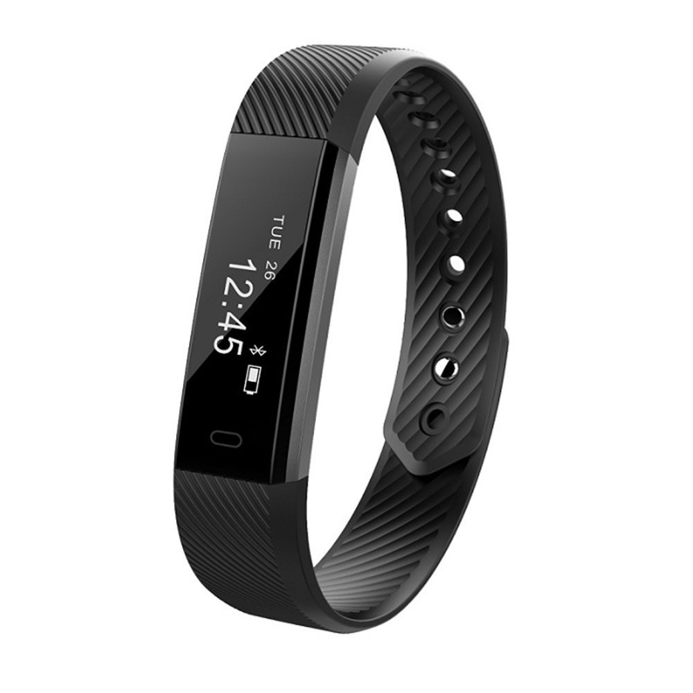 Fitness Tracker, Homogo Smart Band Activity Health Tracker with Slim Touch Screen