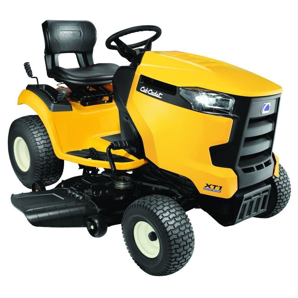 Cub Cadet XT1 Enduro Series Kohler Hydrostatic Gas Front-Engine Riding Mower 2780