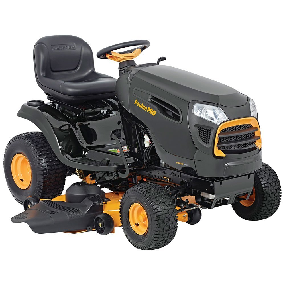 Poulan Pro Briggs 48″ 22hp Automatic Riding Mower