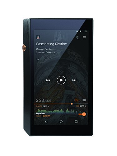 Pioneer Bluetooth and WiFi High-Resolution Portable Digital Audio Player