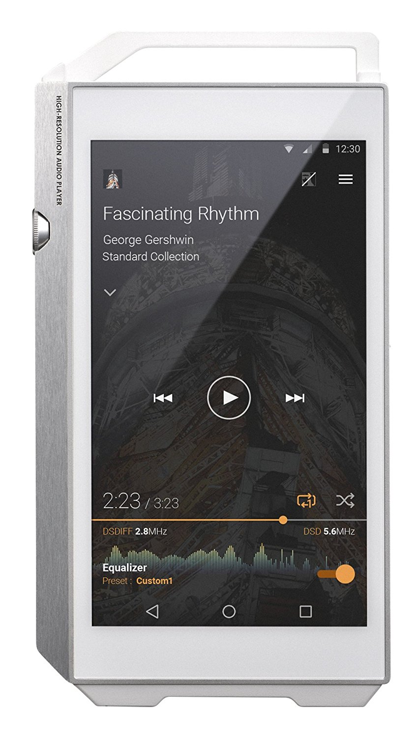 Pioneer Portable High Resolution Digital Audio Player