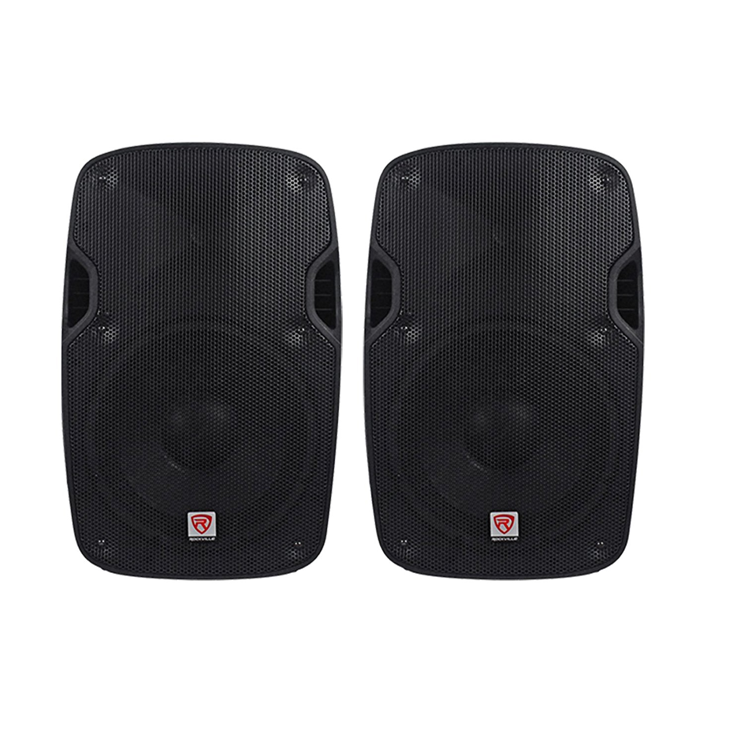 Rockville SPGN108 10″ Passive 8 Ohm Lightweight DJ PA ABS Cabinet Speakers
