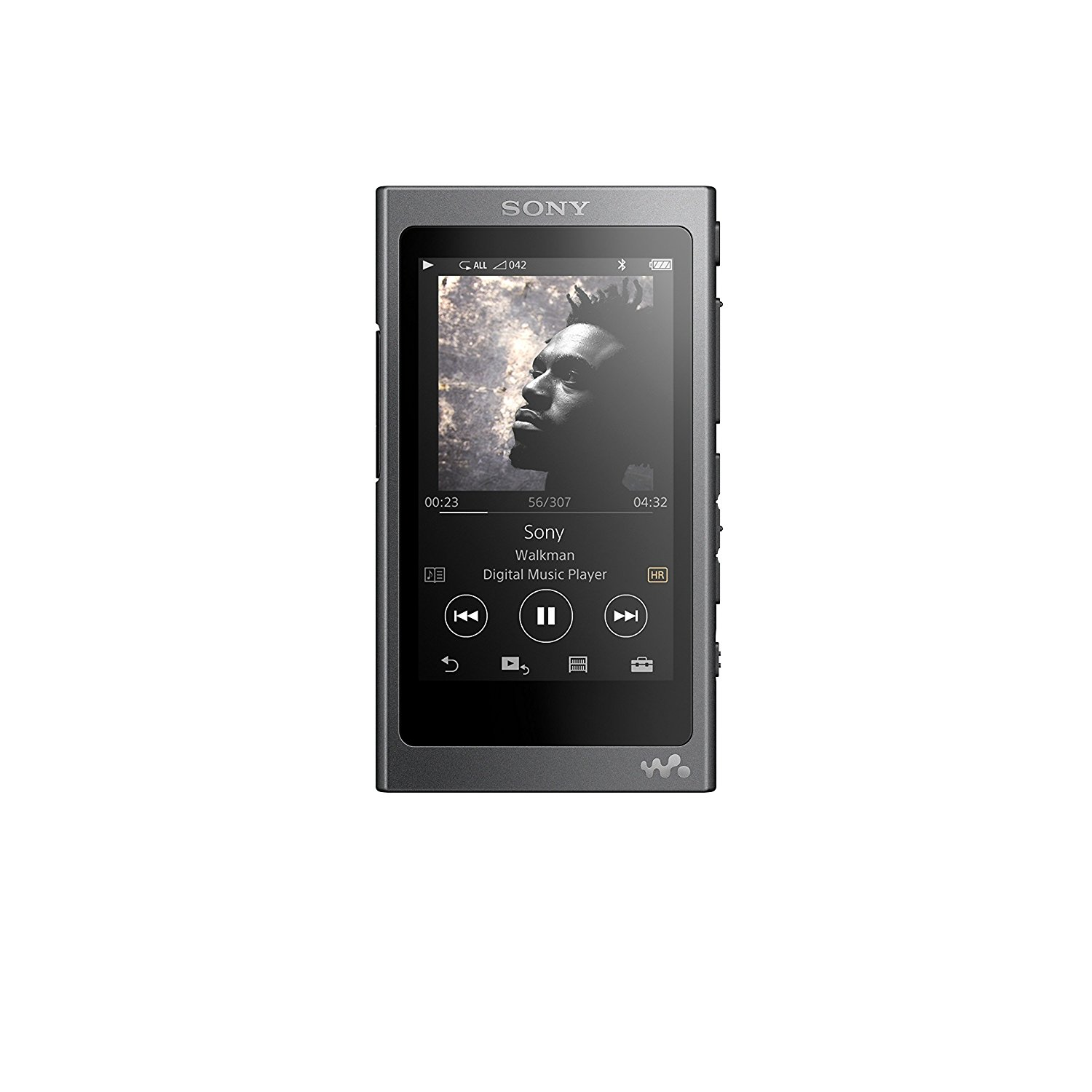 Sony NW-A35 16GB Walkman – Digital Music Player with Hi-Res Audio