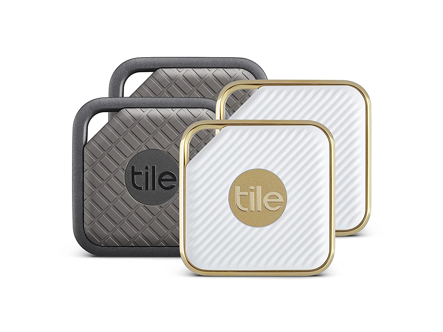 Tile – Key Finder. Phone Finder. Anything Finder – 2-pack