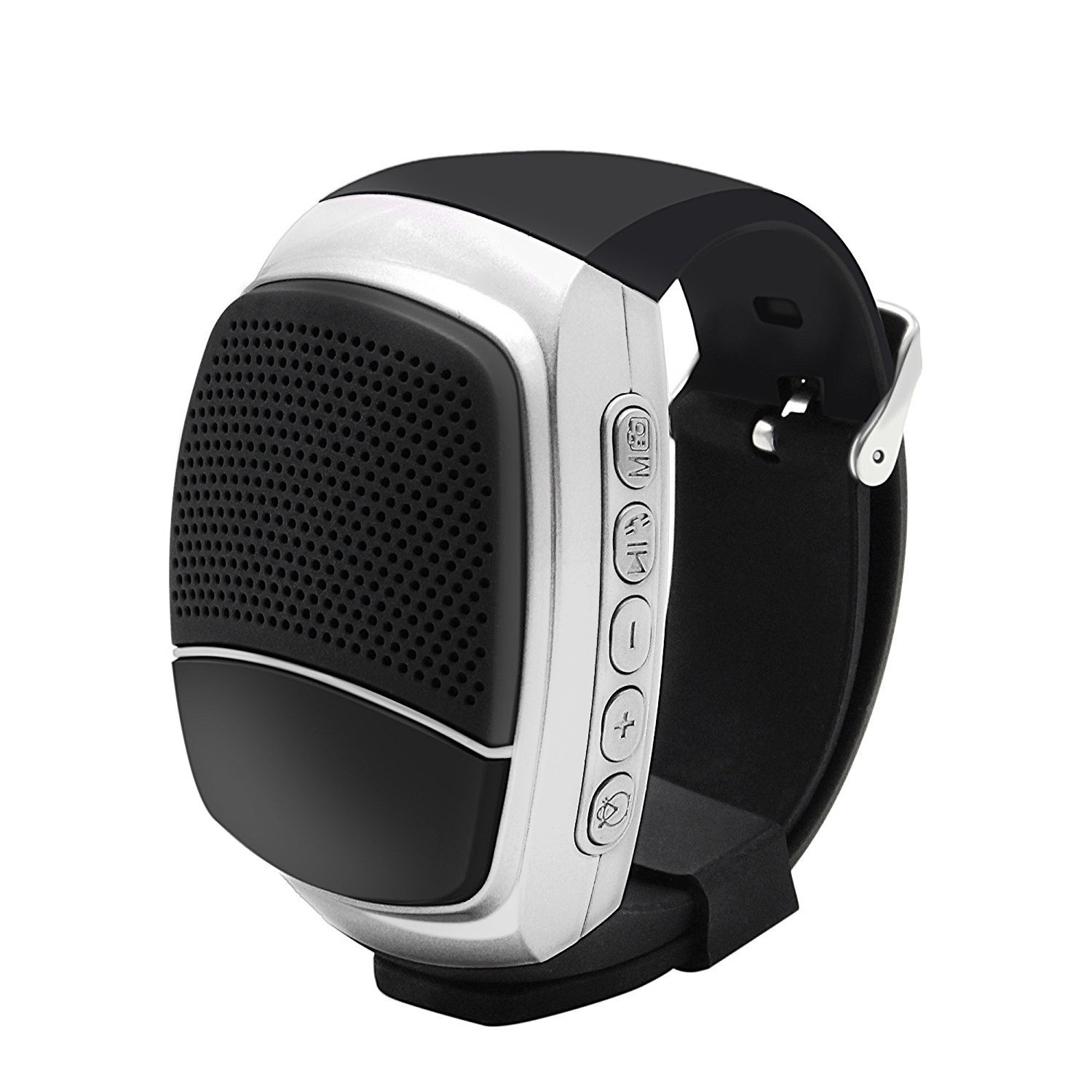 YouVogue Upgraded Multi-functional Bluetooth Watch Speaker: