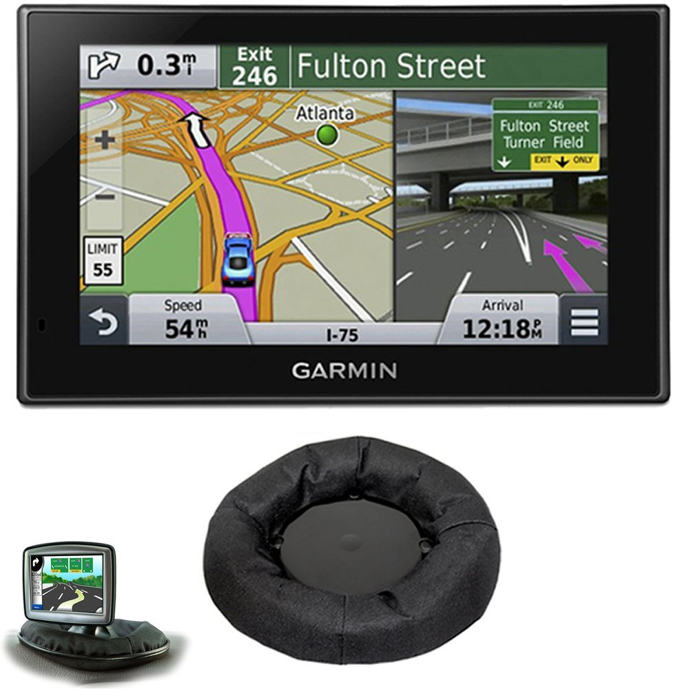 Garmin nuvi 2539LMT Advanced Series 5″ GPS Navigation System Friction Mount Bundle