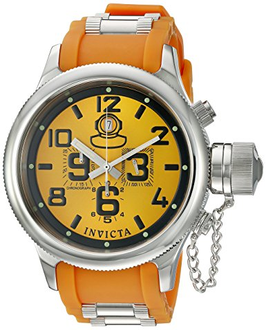 Invicta Men's 4582 Russian Diver Collection Quinotaur Chronograph Watch