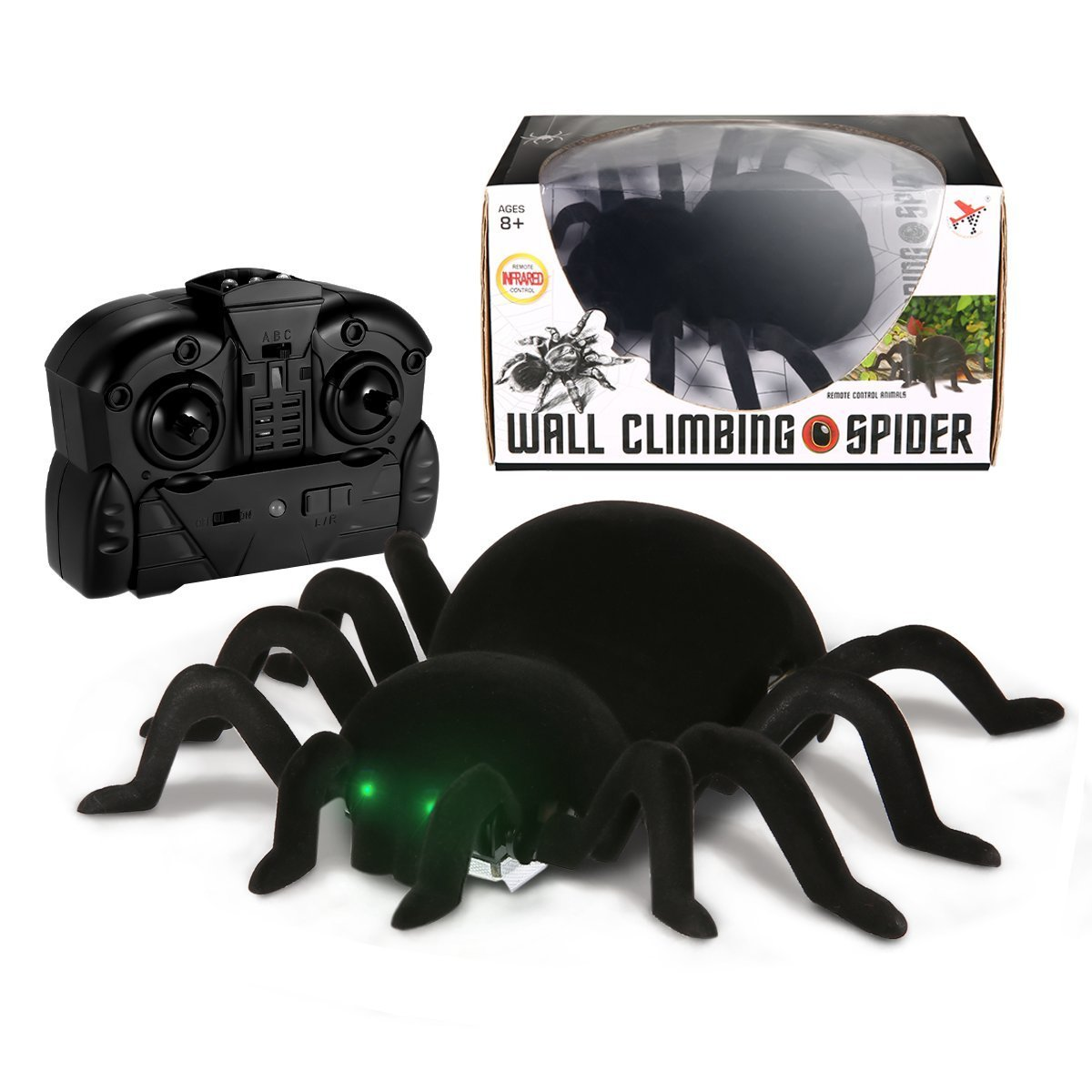 MECO Spider Scary Toy Remote Control