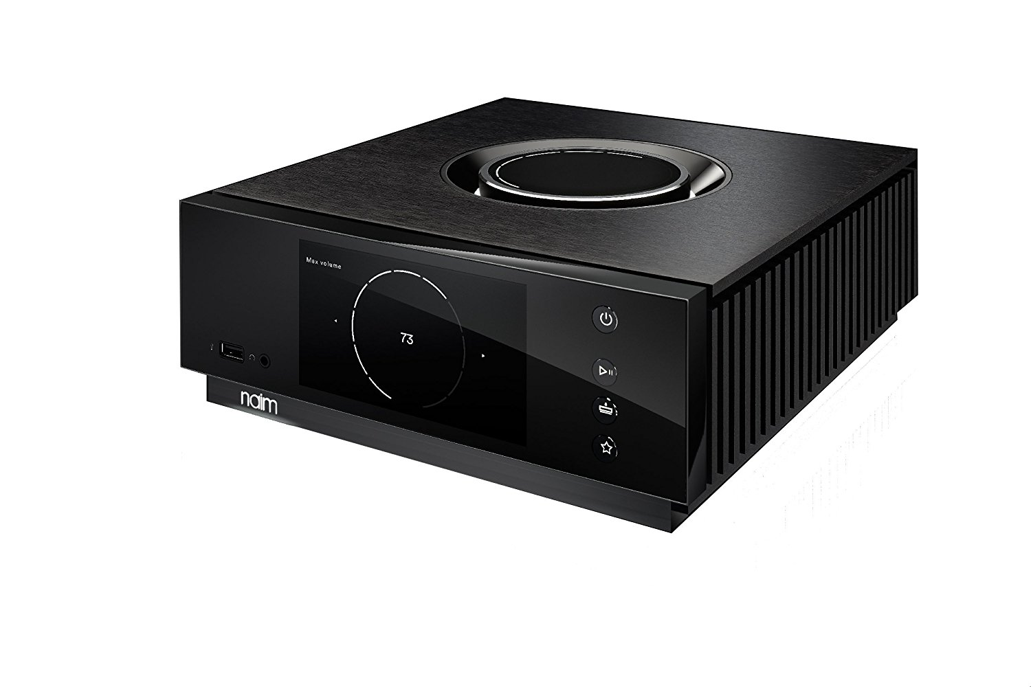 Naim Uniti Atom Compact High End All-In-One Streaming Device