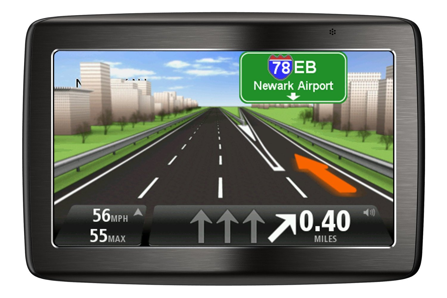 TomTom VIA 1535TM 5-Inch Bluetooth GPS Navigator