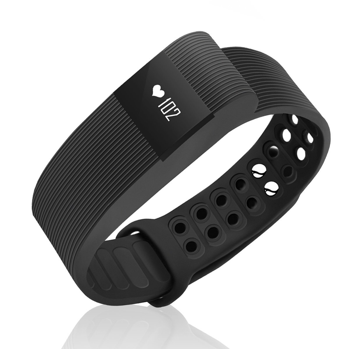 Cellay Smart Bluetooth Activity Tracker For Android IOS,Real Time Heart Rate Monitor Bracelet