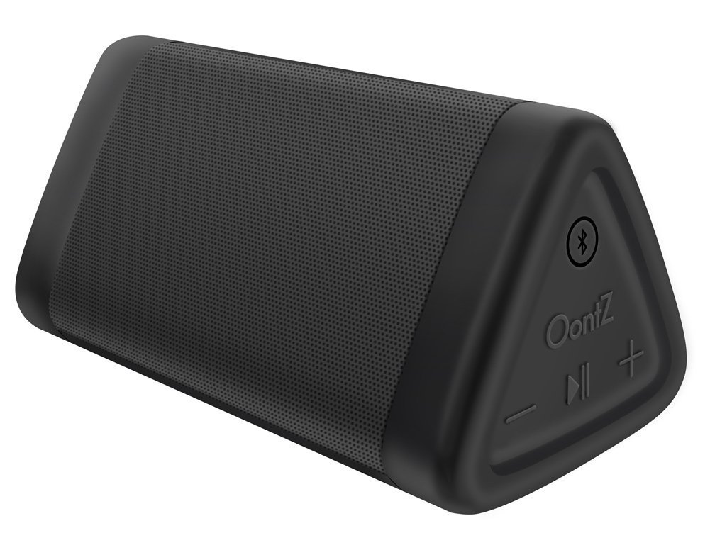 OontZ Angle 3 Portable Bluetooth Speaker : Louder Volume 10W Power, More Bass,IPX5 Water Resistant